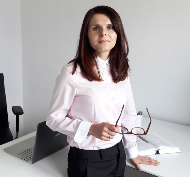 Radca Prawny Małgorzata Rozlał
